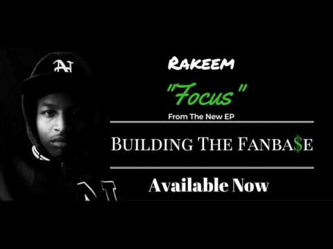 Rakeem - Focus (produced by Poovey Beatz) [Official Audio]