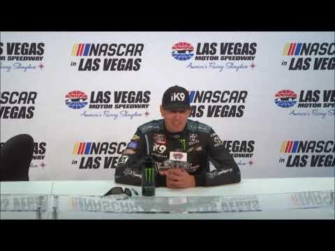 2019 NASCAR Las Vegas Xfinity Post-Race Q&A