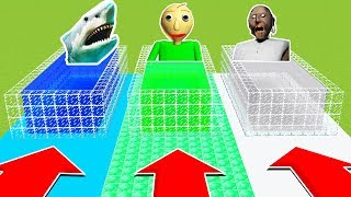 Minecraft : DO NOT CHOOSE THE WRONG POOL (Ps3/Xbox360/PS4/XboxOne/PE/MCPE)