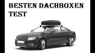 5 Besten Dachboxen Test 2021