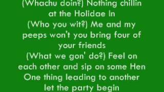 Chingy  Holiday Inn (Ft Snoop Dogg) Lyrics