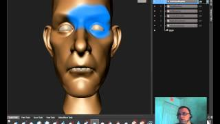 MasterClass Preview: Developing animatable,detailed 3D assets with 3ds Max and Mudbox