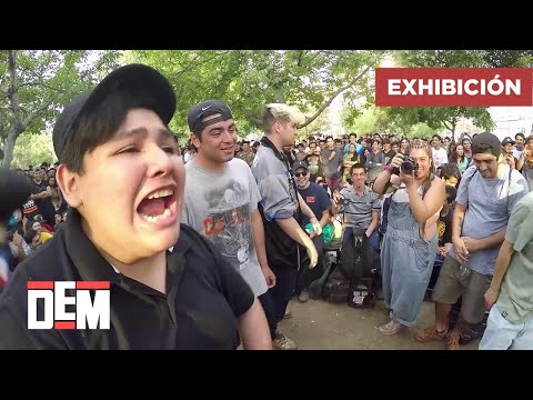 RAIDER BLAZZT BIG JR vs. CHYSTEMC JEFF TURNER SINGULAR: Exhibición - DEM Triplice 2018