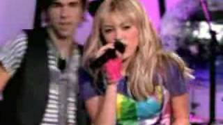 Miley Cyrus as Hannah Montana - Its all right here (Optional Lyrics)(HQ)