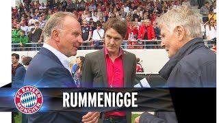Karl-Heinz Rummenigge | Rückkehr Nach Lippstadt