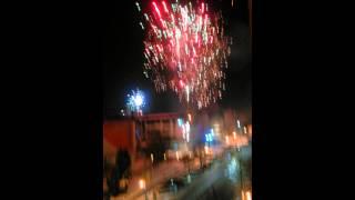 preview picture of video 'Revelion 2015 Slatina - focuri de artificii'