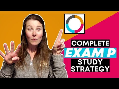 4 MUST-HAVE Parts of a Successful Exam P Study Strategy ...