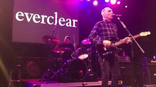"""Everclear - """"Father of Mine"""" Live 03/04/17 Chester, PA"""