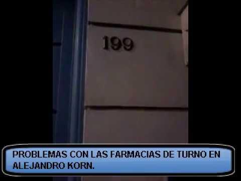 mp4 Farmacia De Turno Alejandro Korn, download Farmacia De Turno Alejandro Korn video klip Farmacia De Turno Alejandro Korn