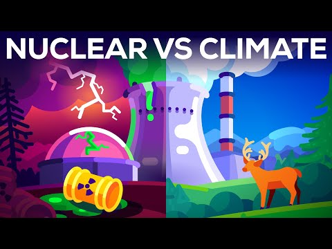 Fighting Climate Change with Nuclear Energy