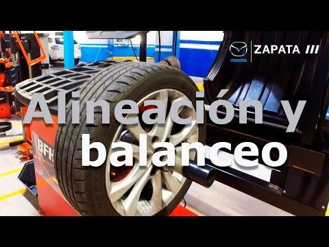 ¿Cómo sé que mi auto necesita alineación y balanceo?