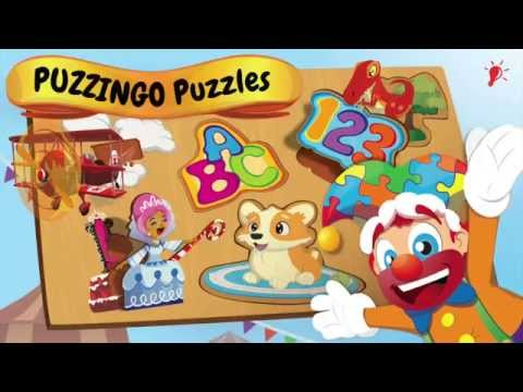 Video of Toddler Kids Puzzles PUZZINGO