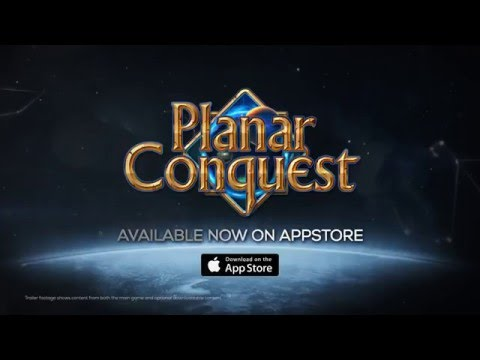 Planar Conquest - Official Launch Trailer thumbnail