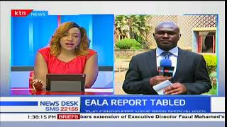 PSC on EALA selection to be tabled before house committee