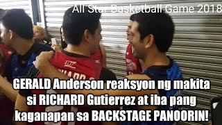 Gerald reaction ng makita si Richard Gutierrez at iba pang BACKSTAGE footages nakunan