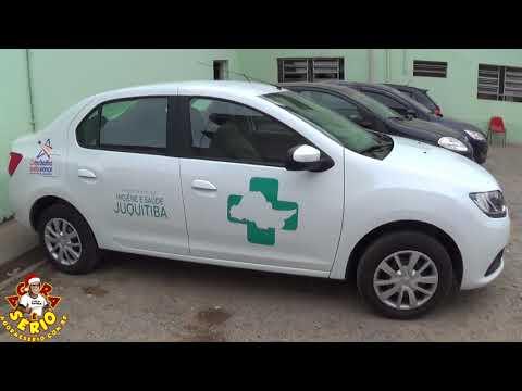 Carro novo da Vigilância Sanitária de Juquitiba 2017