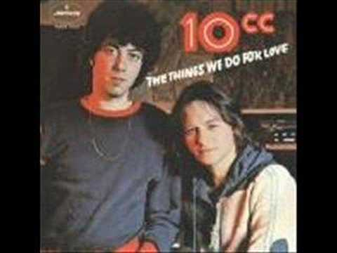 10cc - Hot To Trot