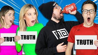 Truth Or Drink Challenge with Game Master Network
