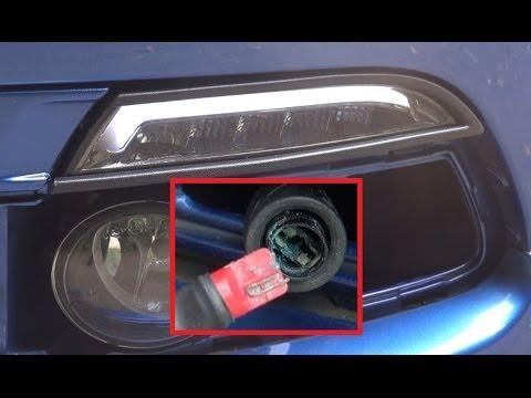VW Scirocco III Probleme mit carDNA LED Frontblinker Standlicht