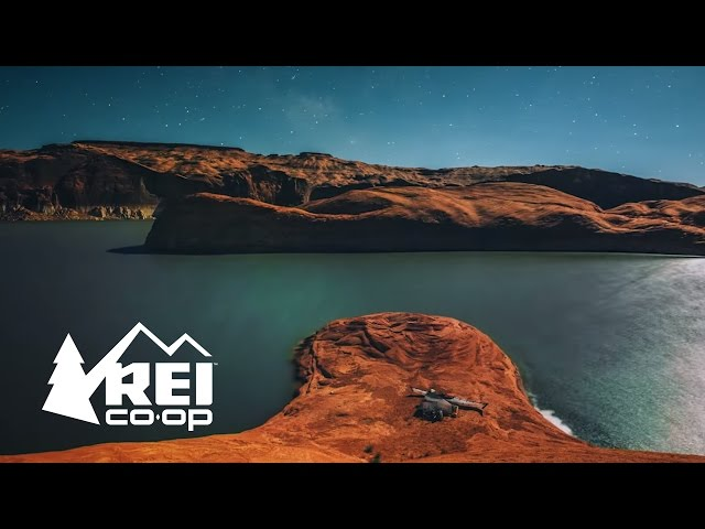 Make Home: Kayak Camping with Kalen Thorien