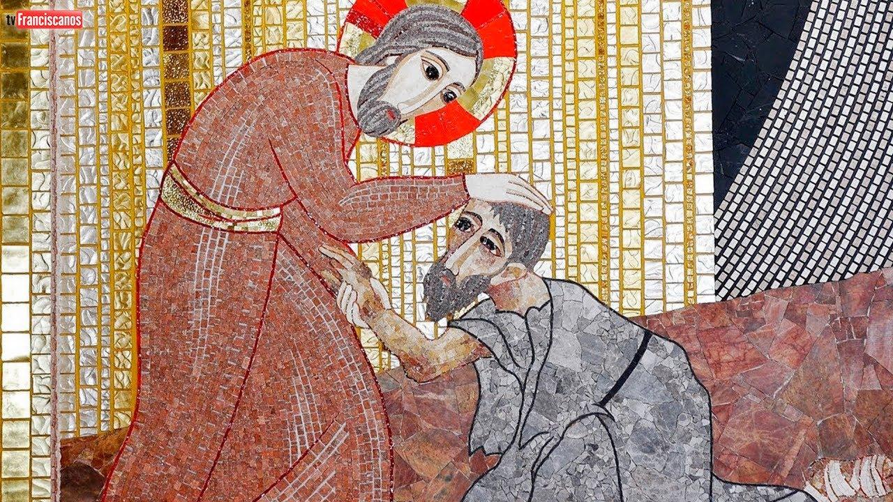 Palavra da Hora   A fé e a coragem dum pobre leproso