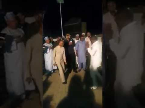 El rufai dance for Buhari's song