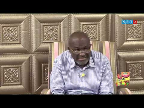 YOUR BUSINESS WILL CONTINUE TO GROW WELL IF YOU ARE A HONEST PERSON - KENNEDY AGYAPONG