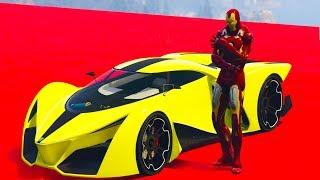 Цветные машинки для мальчиков и детей Мультик про машины супергерои Человек Паук