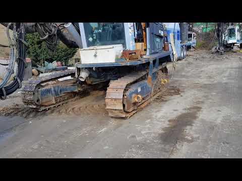 Winwin Used Machinery ] Used drilling rig FURUKAWA HCR1200