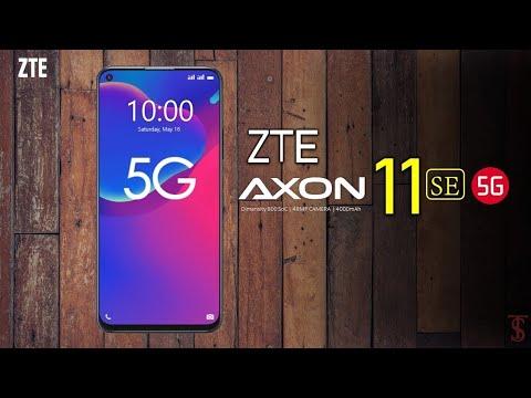 ZTE AXON 11 SE 5G - O'ZBEK TILIDA //ZTE KOMPANIYASIDAN SUPER FLAGMAN !!!
