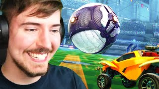 The Best Rocket League Game Ever!