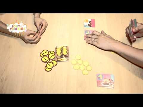 汪喵餅乾戰 (國語版) - Jolly Thinkers 空中棋園 桌遊視頻教學