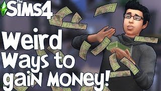The Sims 4: 8 UNUSUAL Ways to Make Money (without cheats)