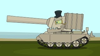 БАБАХА Мультики про танки