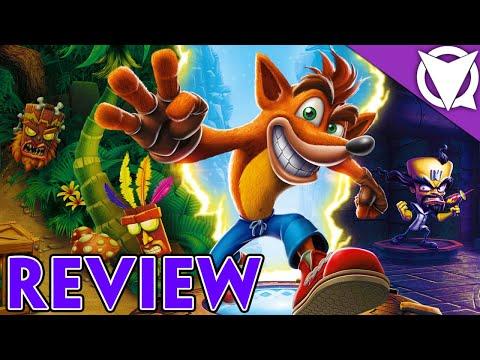 Crash Bandicoot N. Sane Trilogy Review video thumbnail