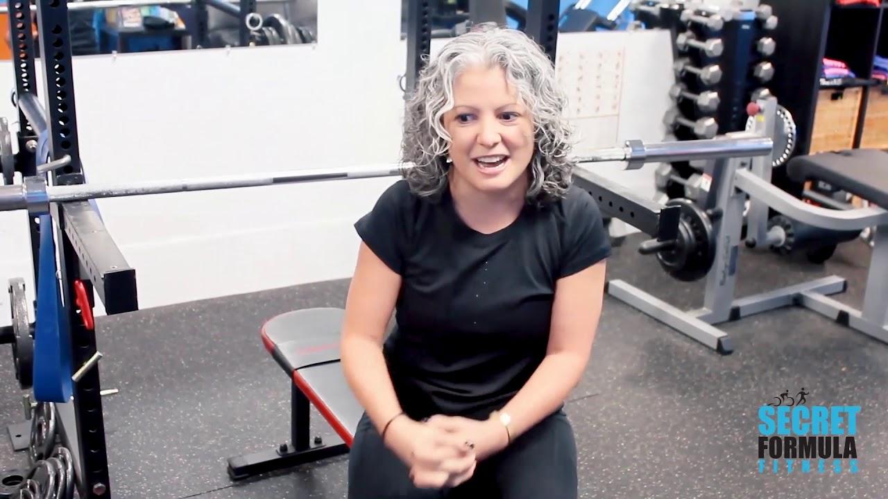 Dianne Velez Secret Formula Fitness Testimonial & 15 pounds down