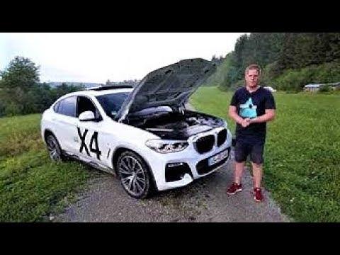 2019 BMW X4 xDrive 30i (G02) - Review, Fahrbericht, Test