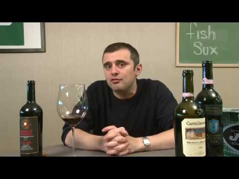 2004 Brunello di Montalcino Taste Off  Episode #752
