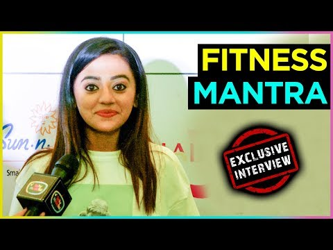 Helly Shah Talks About FITNESS In Phuket | EXCLUSIVE INTERVIEW