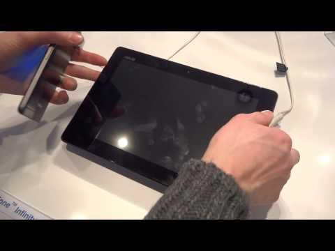 Asus Padfone Infinity - Anteprima MWC 2013