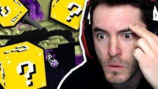 Minecraft: Lucky Block Parkour Was A Mistake