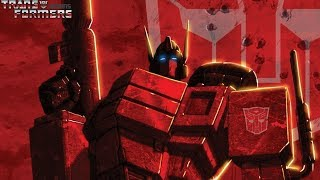 Transformers Origins: Orion Pax/Optimus Prime (IDW)
