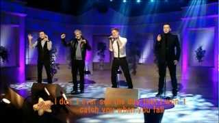 Westlife - Us Against The World with Lyrics