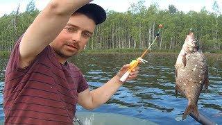 Рыбалка с ночевкой в карелии