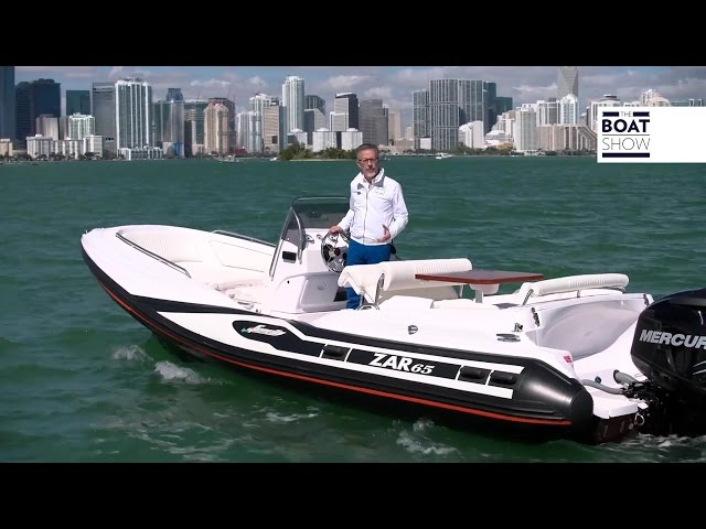 [ITA] Zar 65 Suite - Review - The Boat Show