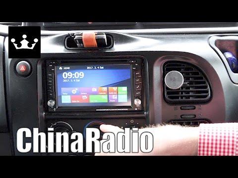 CHINA AUTO RADIO TEST /Review Deutsch Kaufempfehlung