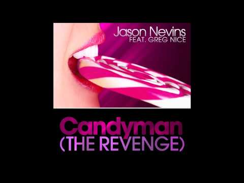 Jason Nevins Feat. Greg Nice - Candyman (The Revenge) (Cover Art) Mp3