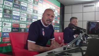 """Fc Bari, l'addio di Colantuono: """"Senza infortuni sarebbe finita diversamente"""" - VIDEO"""