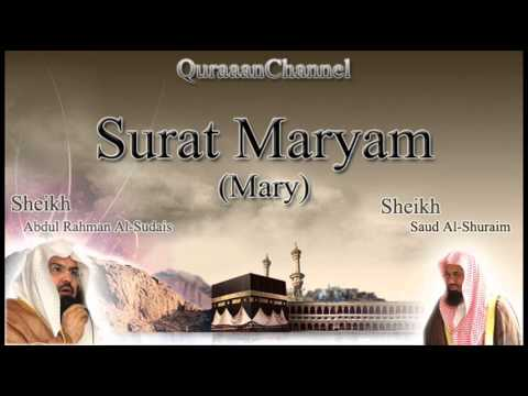 What Quran says about Jesus - Surah Maryam (Mary) - Wattpad