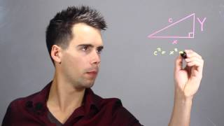 """How To Solve For """"Y"""" In A Right Triangle : Solving Math Problems"""